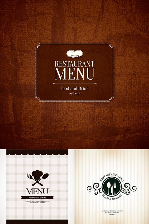 Speisekarten-Vorlagen zum Gestalten » SAXOPRINT Blog