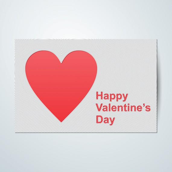Valentinstag Karte Idee (7)
