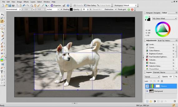 Creative Cloud Photoshop Alternative Freeware kostenlos Windows