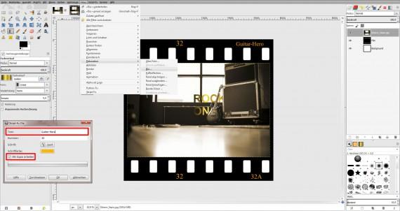 GIMP Bildbearbeitung Anleitung Fotobearbeitung (9)