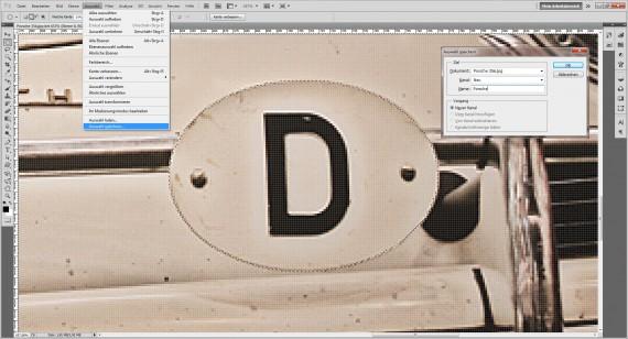 Photoshop CS6 freistellen Tutorial (5)