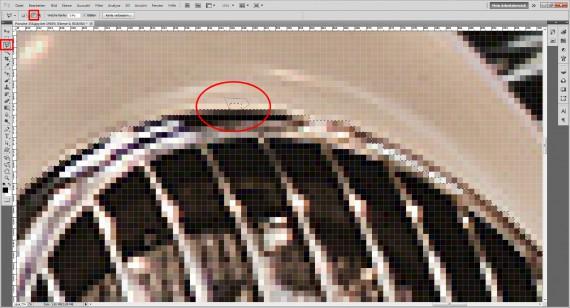 Photoshop CS6 freistellen Tutorial (7)