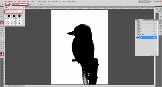 Photoshop CS6 freistellen Tutorial (15)