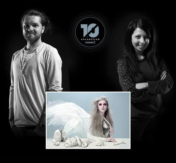 TEN Collection - Fotografin Lucia Giacani und Designer Mateusz Chmura