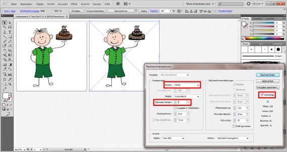Tutorial Vektorgrafik erstellen aus jpg oder psd (4)