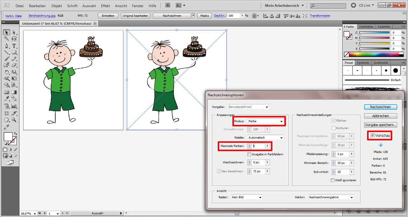 tutorial eine vektorgrafik erstellen 187 saxoprint blog