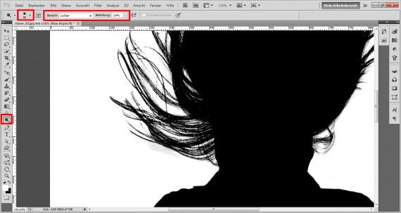 Haare freistellen in Photoshop (8)