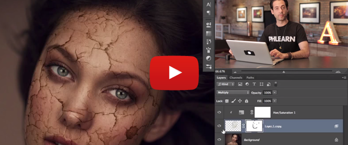 Brandneue Video-Tutorials für Photoshop & Co – 01/2014