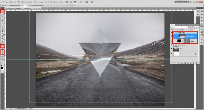 Polyscape Photoshop Tutorial (6)