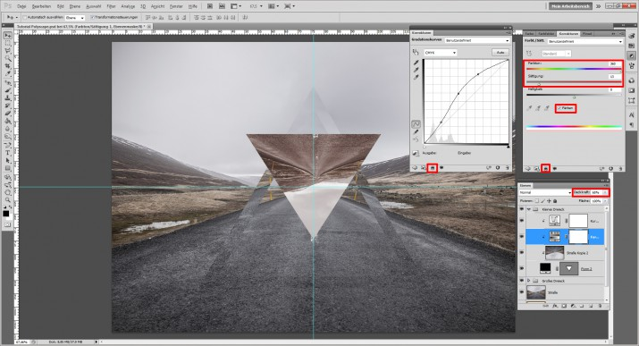 Polyscape Photoshop Tutorial (7)