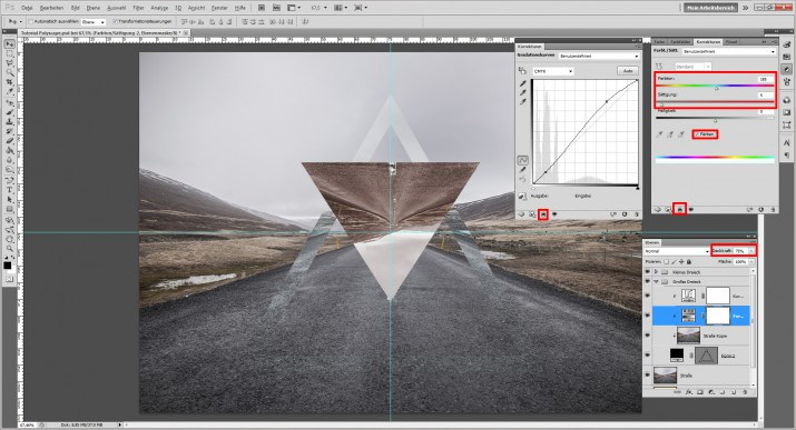 Polyscape Photoshop Tutorial (8)