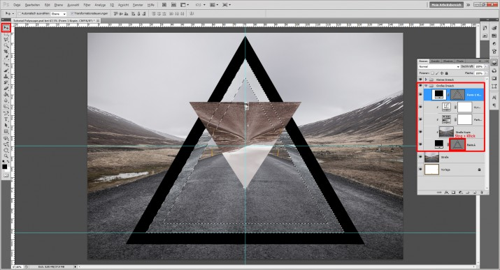 Polyscape Photoshop Tutorial (9)