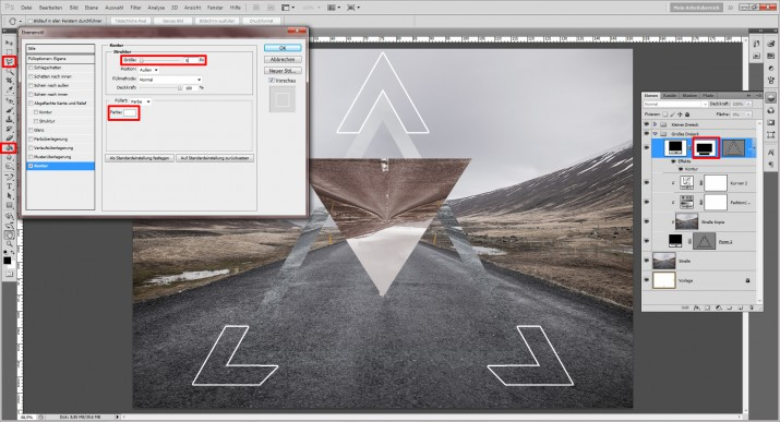 Polyscape Photoshop Tutorial (11)