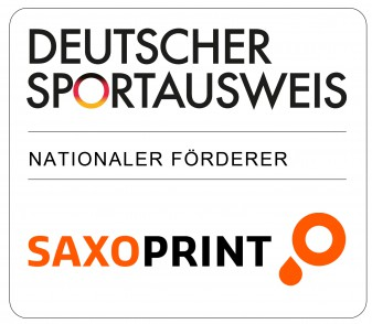 SAXOPRINT ist Nationaler Förderer des DSA