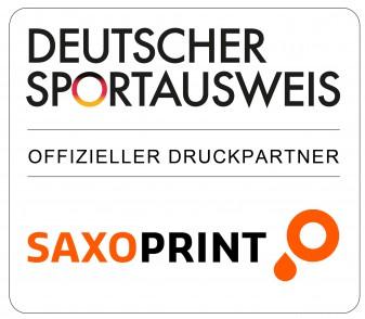 SAXOPRINT ist Offizieller Druckpartner des DSA