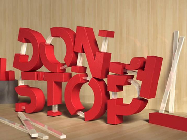 Coole Texteffekte und Schrifteffekte für Photoshop (2)