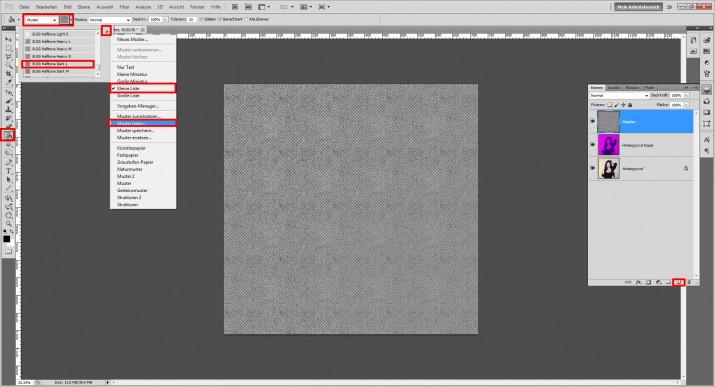In Photoshop mit zwei Farben ein Duplex erstellen (2)