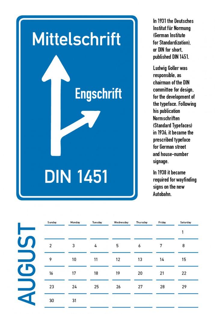 Kalender Design Inspirationen 2015 (22)