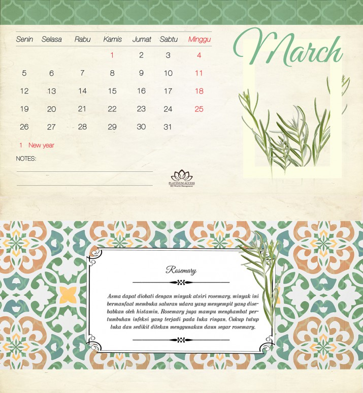 Kalender Design Inspirationen 2015 (25)
