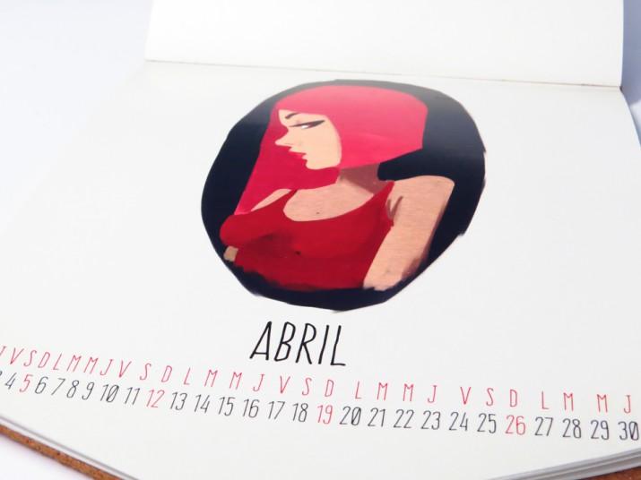 Kalender Design Inspirationen 2015 (32)