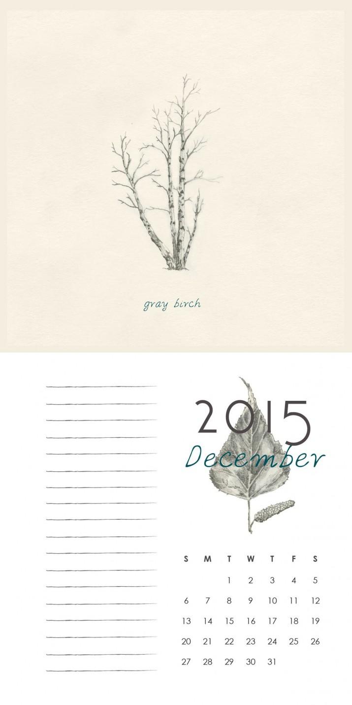 Kalender Design Inspirationen 2015 (36)
