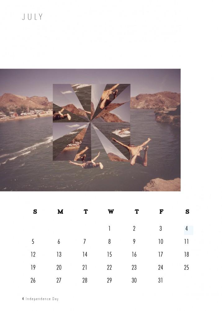 Kalender Design Inspirationen 2015 (37)