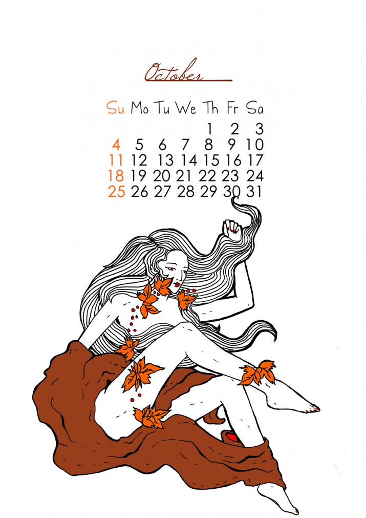Kalender Design Inspirationen 2015 (42)
