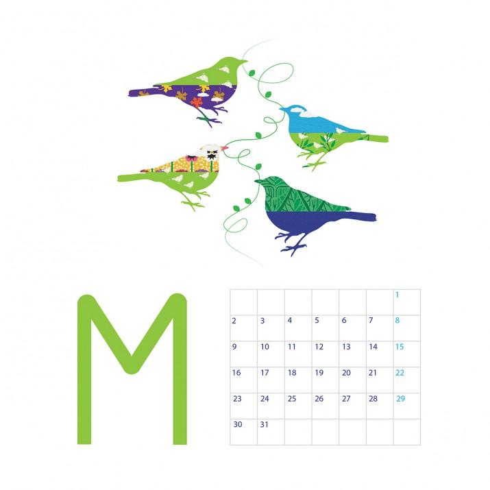Kalender Design Inspirationen 2015 (43)