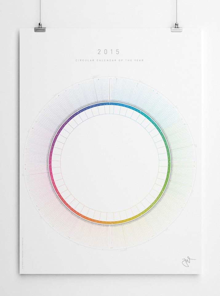 Kalender Design Inspirationen 2015 (47)