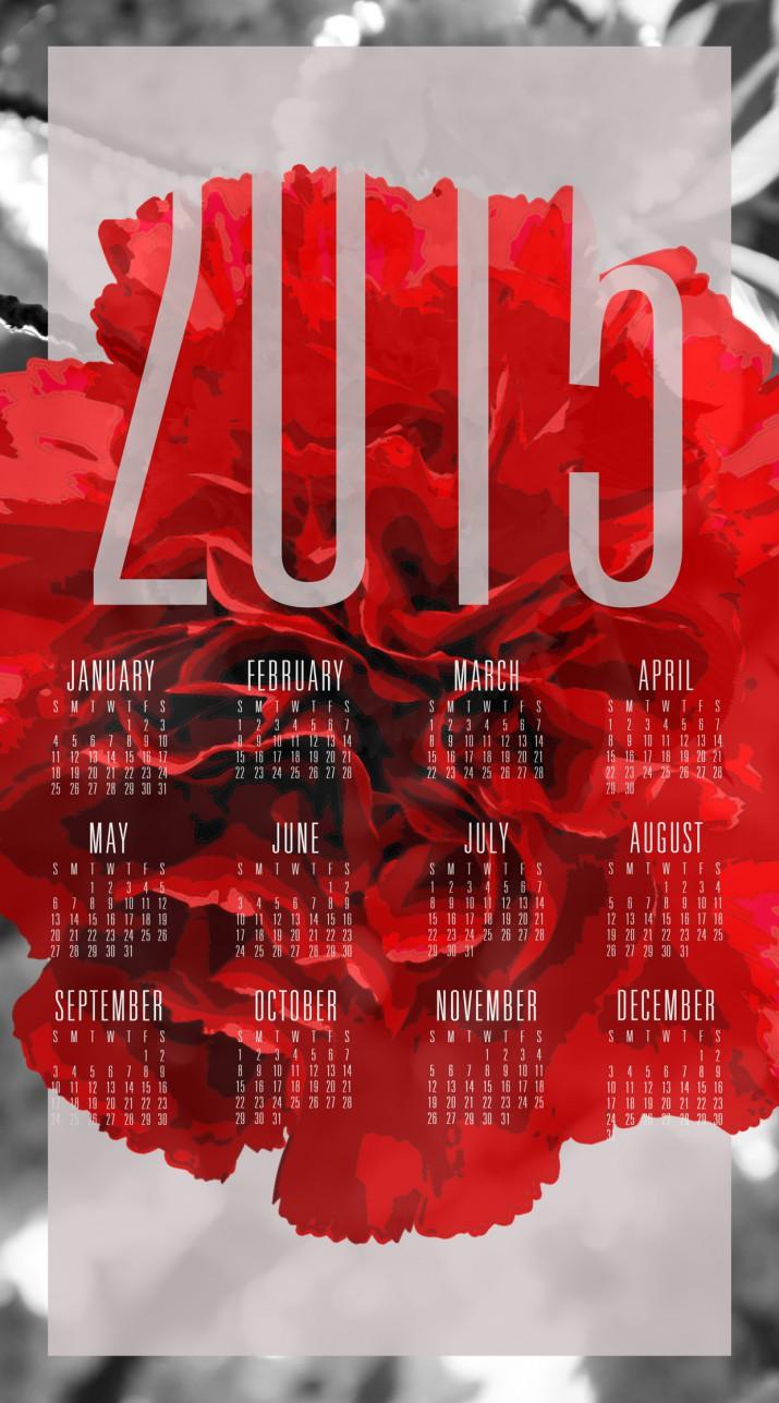Kalender Design Inspirationen 2015 (49)