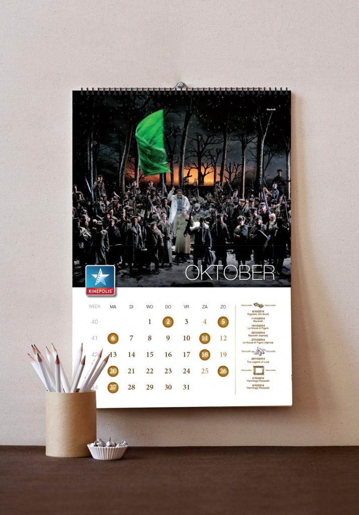 Kalender Design Inspirationen 2015 (9)