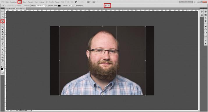 Photoshop Polygon Portrait im Low Poly Stil (1)
