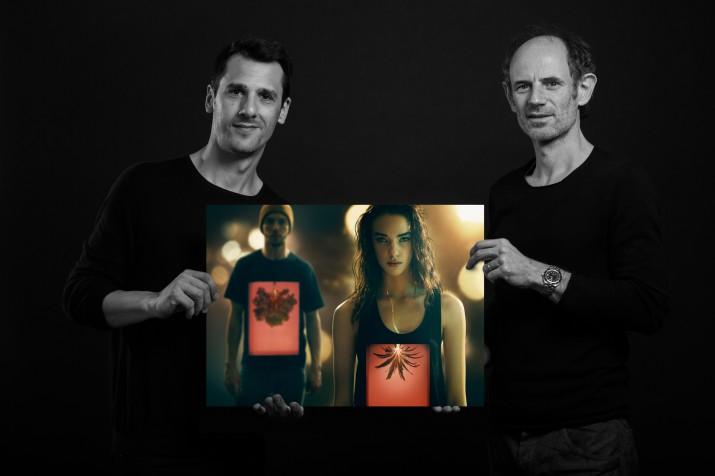 TEN Collection - Fotograf Mikel Muruzabal und Digitalkünstler Christophe Huet