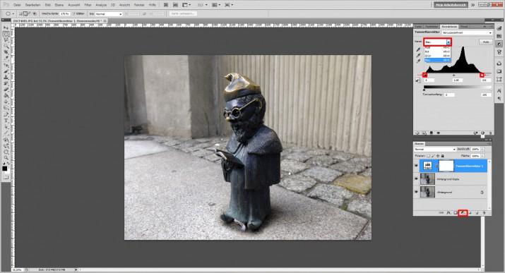 Duplexbild richtig erstellen in Photoshop (1)
