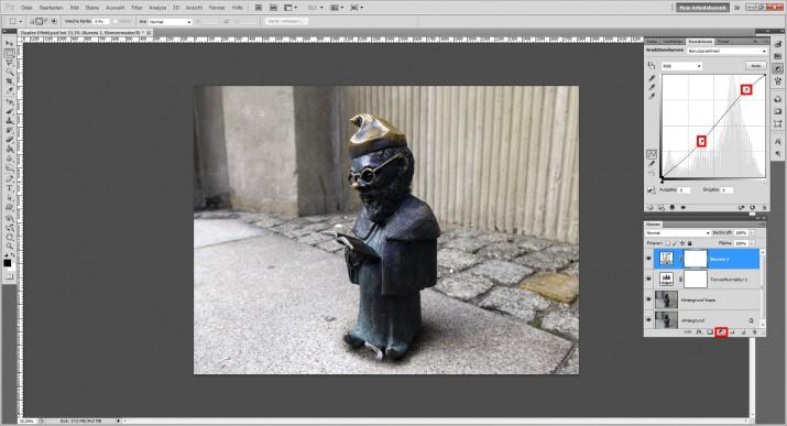 Duplexbild richtig erstellen in Photoshop (2)