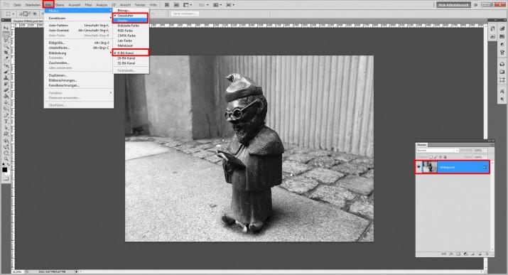 Duplexbild richtig erstellen in Photoshop (5)