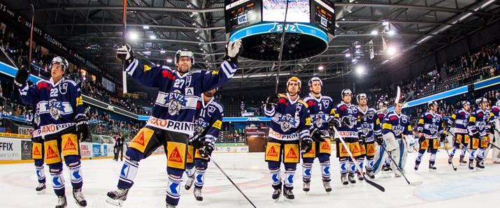 Designe das Eishockey-Dress des EV Zug und sicher Dir exklusive Preise