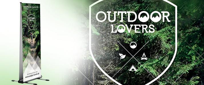 Tutorial: Ein hippes Outdoor-Rollup im InDesign erstellen