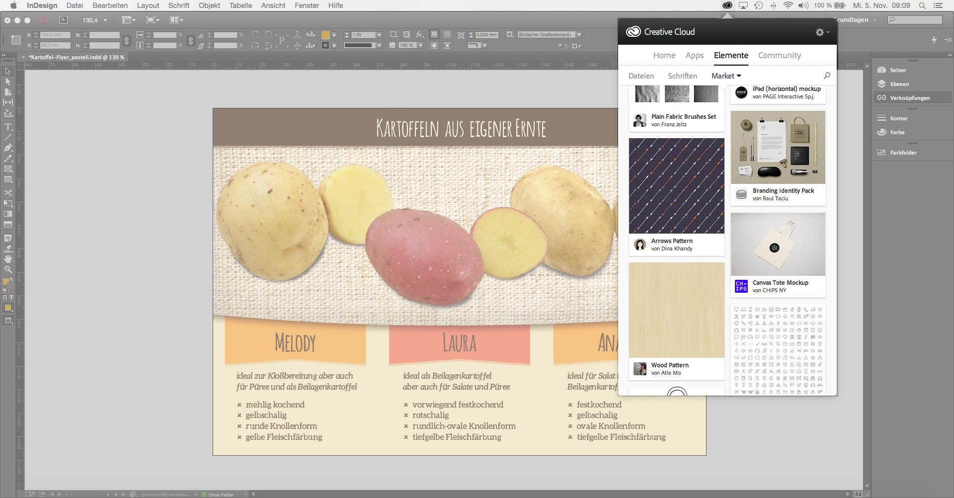 Highlights des Herbst-Updates von Adobes Creative Cloud