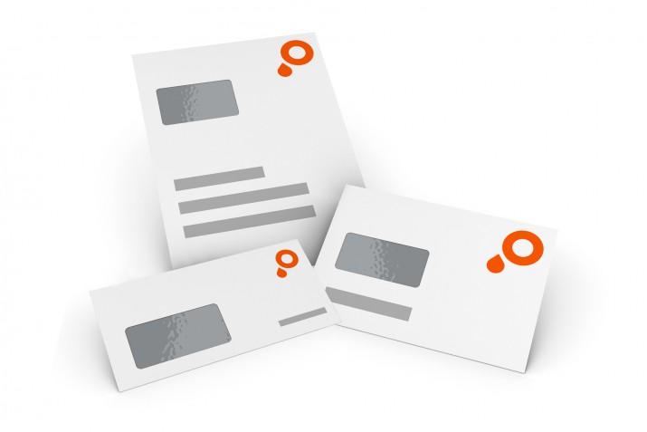 Briefumschläge – Gruppenbild
