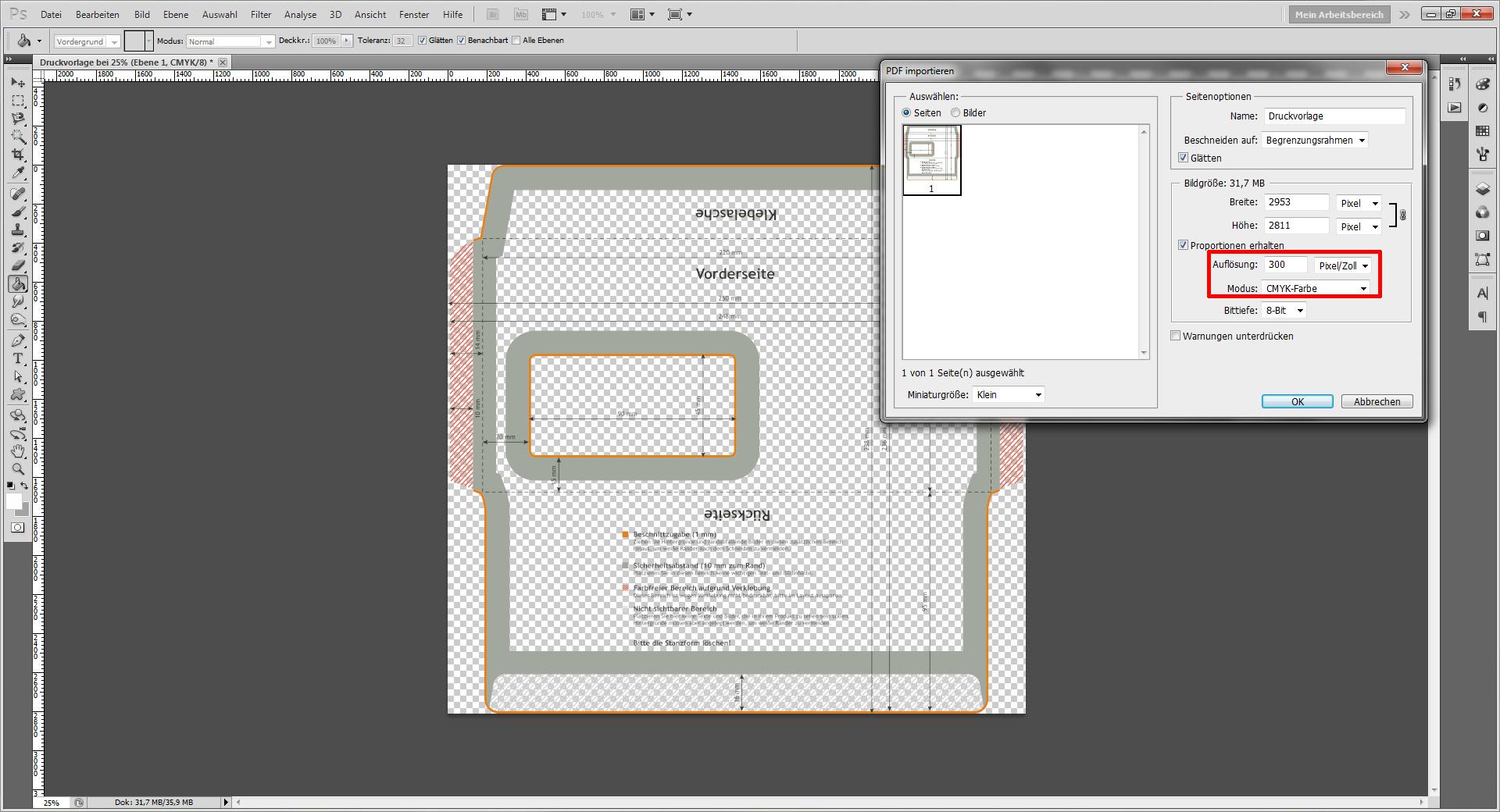 Umschlag mit Logo selbst gestalten » SAXOPRINT Blog
