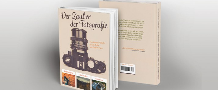 InDesign-Tutorial: Ein modernes Buchcover selbst gestalten
