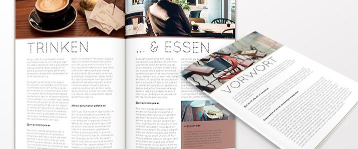 InDesign-Tutorial: Den Inhalt einer Broschüre selbst gestalten