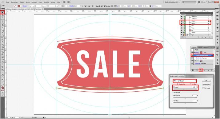 Aufkleber erstellen für SALE und Promotion (18)
