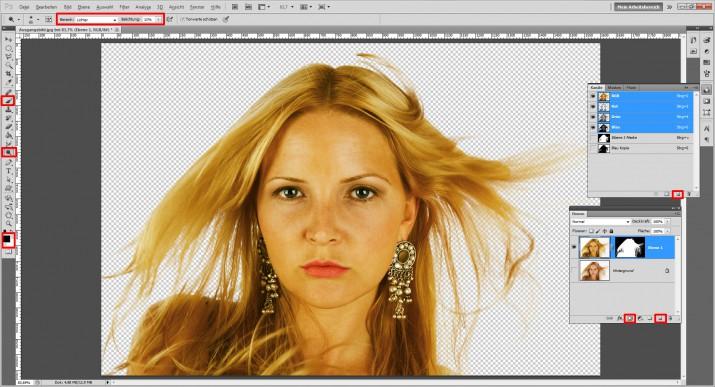 Doppel- und Mehrfachbelichtung in Photoshop (1)