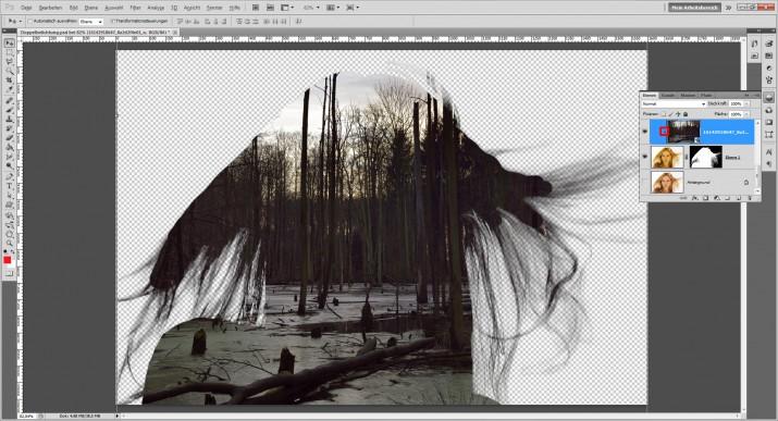 Doppel- und Mehrfachbelichtung in Photoshop (3)