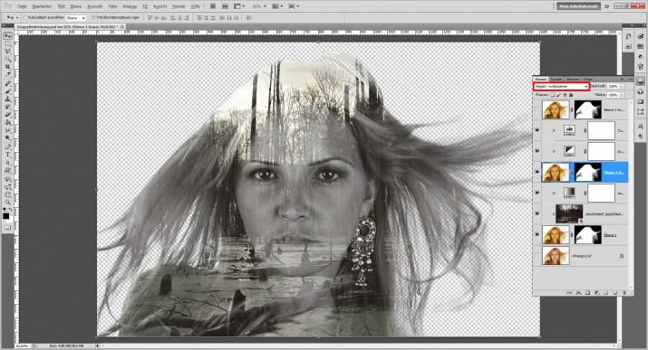 Doppel- und Mehrfachbelichtung in Photoshop (8)