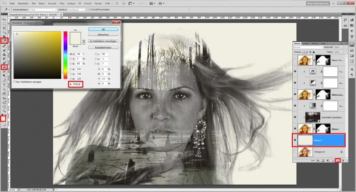 Doppel- und Mehrfachbelichtung in Photoshop (9)
