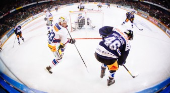 Das SAXOPRINT-Sponsoring beim Eishockeyklub EV Zug (EVZ) (2)