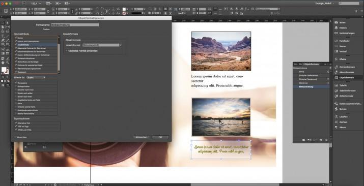 Ein Sachbuch layouten und Buchseiten gestalten (12)